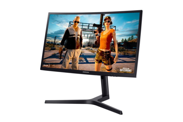 Gamescom 2017 Bluehole Inc And Microsoft Announce: Samsung's CFG73 Named The Exclusive Gaming Monitor Of PUBG