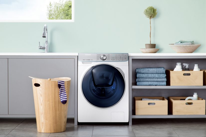 Samsung Cuts Laundry Time in Half with Groundbreaking QuickDriveTM ...