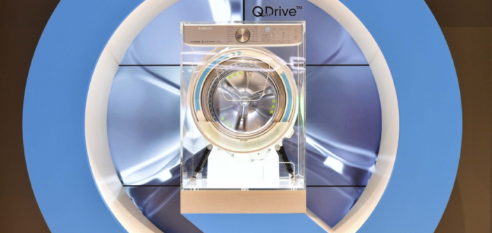 video see how samsung s quickdrive technology cuts. Black Bedroom Furniture Sets. Home Design Ideas