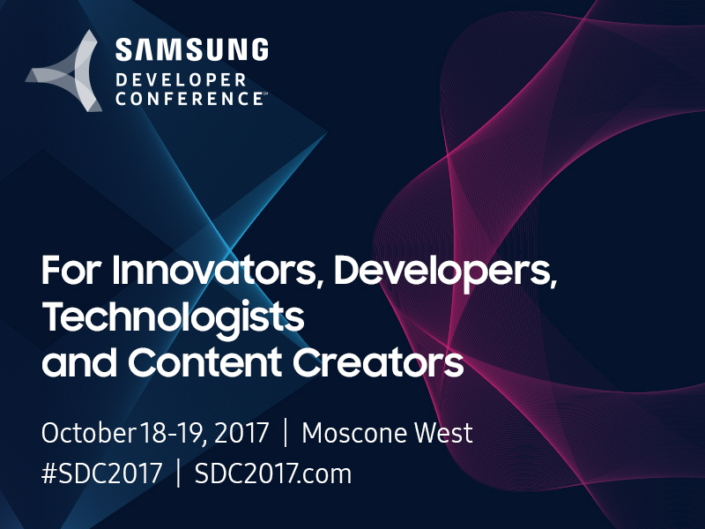 Samsung reveals the speakers and topics at the forefront of samsung electronics released its keynote speaker and program schedule for samsung developer conference sdc the arena that brings together some of the stopboris Gallery