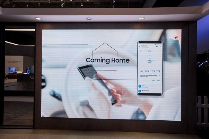 Samsung Smart Home A Closer Look At Your Future Home Samsung