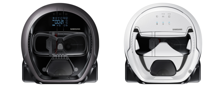 Samsung Launches Star Wars Limited Edition Of Powerbot