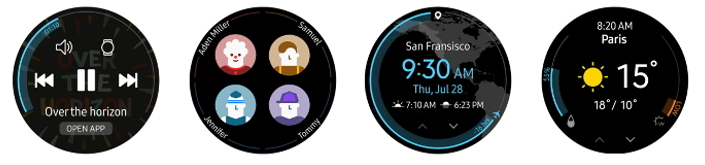 Gear S3 Value Pack Update: Timeless Outside  Even More