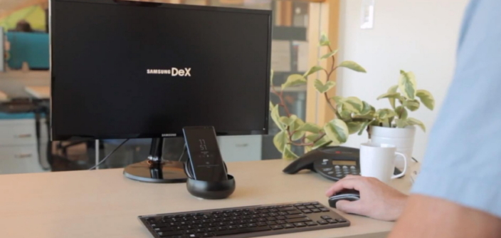 Dock and Run: Samsung DeX Offers New Opportunities for
