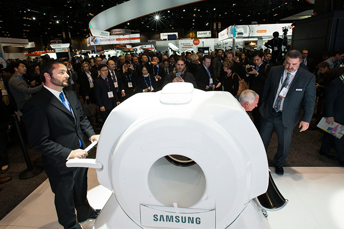 Samsung Unveils New Innovative Mobile Ct Omnitom 174 At Rsna