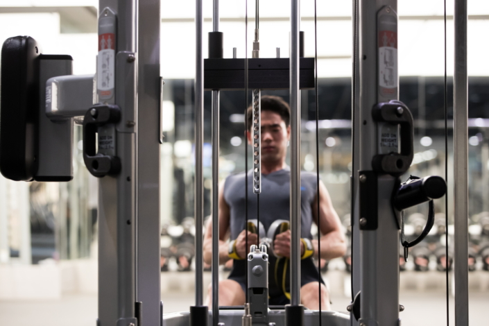 photo essay an intimate look into samsung s semiconductor  employees can also look after their health by working out at one of the several gyms across campus that are equipped for weights treadmill swimming