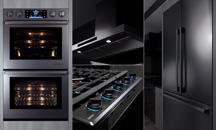 Samsung's Smart Built-in Chef Collection Makes Kitchens More ... on wolf kitchen appliances, thermador kitchen appliances, restaurant kitchen appliances, chef games, plastic kitchen appliances, rv kitchen appliances, smeg kitchen appliances, luxury kitchen appliances, family chef appliances, pink kitchen appliances, black and white kitchen appliances, westinghouse kitchen appliances, samsung kitchen appliances, old school kitchen appliances, chef jewelry, gourmet kitchen appliances, consumer reports kitchen appliances, cooking kitchen appliances, family dollar kitchen appliances, designer kitchen appliances,