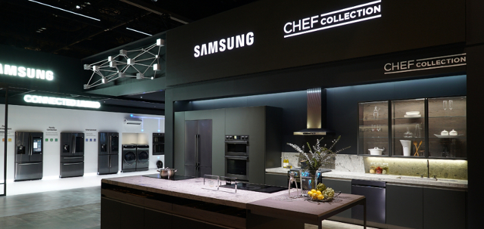 Samsung To Showcase Its Advanced Built In Appliances At