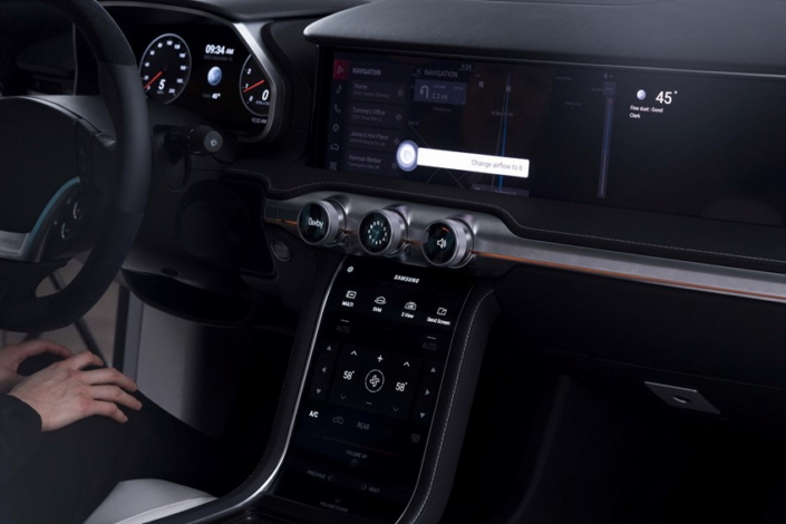 Digital Cockpit Drives The Future Of Connected Cars