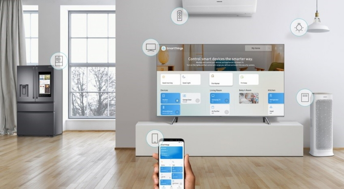 In-Depth Look #4] How the Galaxy S9 and SmartThings Simplify Users