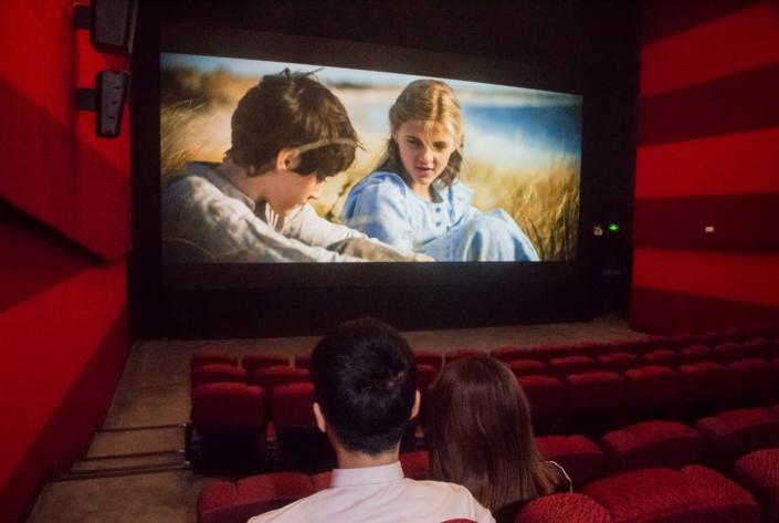 Samsung opens first LED cinema in China with worlds largest cinema operatorWanda