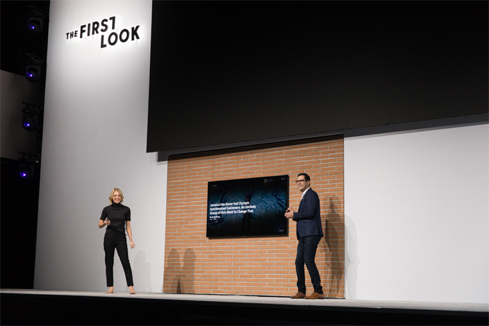 Photo] The First Look: The Future of Visual Display with