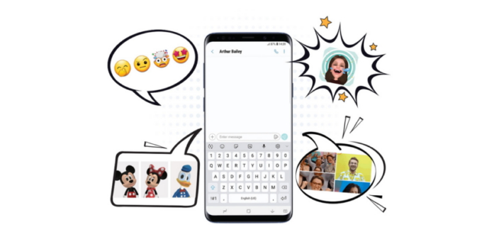 Samsung Breathes New Life into Emojis with the Galaxy S9/S9+