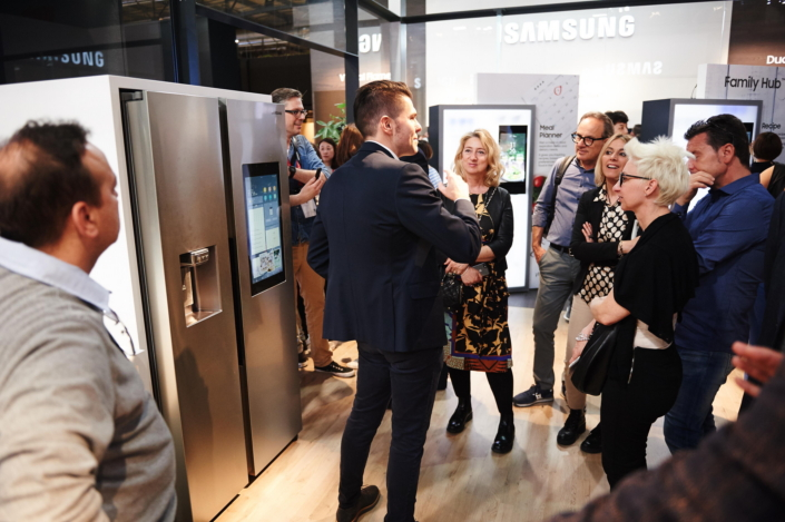 Samsung-EuroCucina_2018_IoT-Home-2_main_2_FF Samsung Showcases its Latest Innovative Appliances