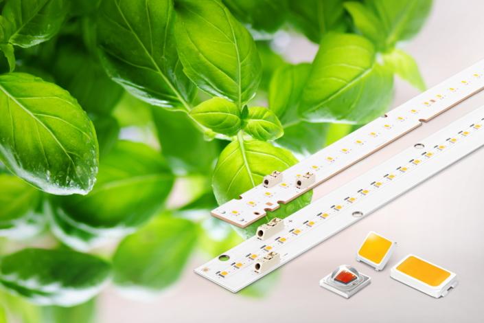 Pflanzen-LED 660nm