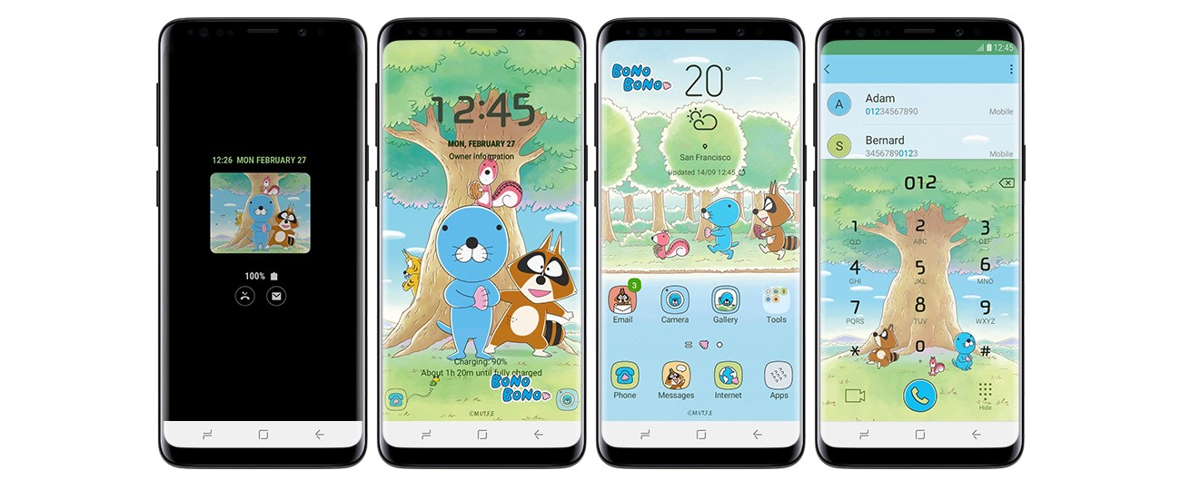 guide to the galaxy 1 make your phone your own with samsung themes