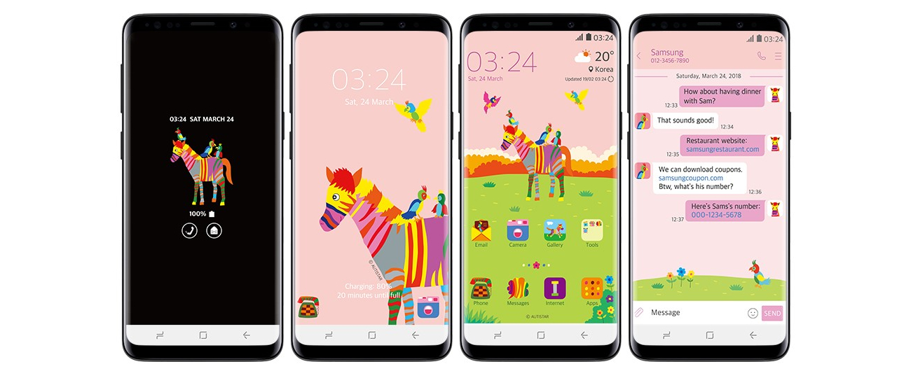 Cell Phone Themes For Samsung