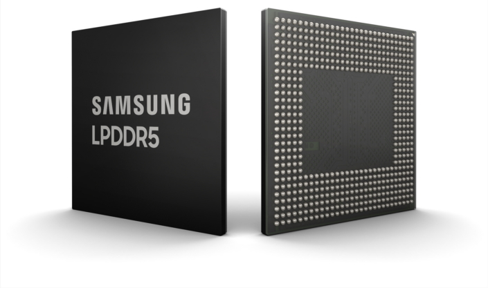 Samsung Electronics Announces Industry's First 8Gb LPDDR5