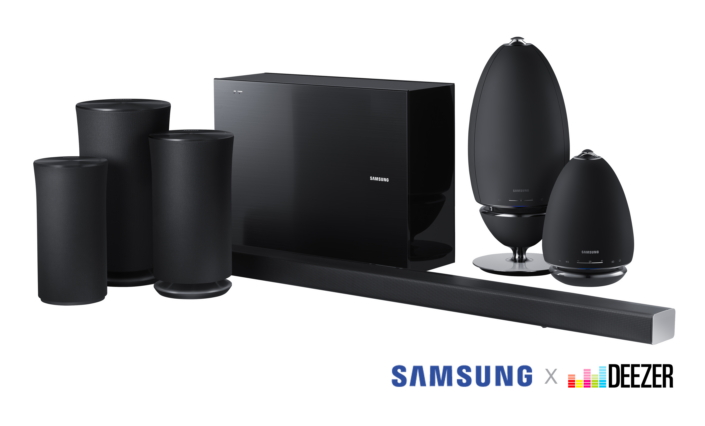Samsung Electronics Announced The Addition Of Deezer High Fidelity Lossless Audio On Select Soundbars And Wireless Speakers