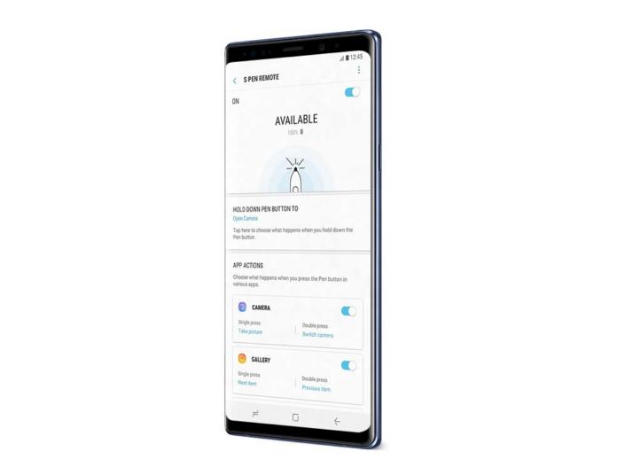 Samsung Galaxy Note9:发布会亮点整理 1