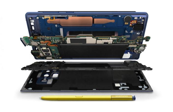 Samsung Galaxy Note9:发布会亮点整理 3