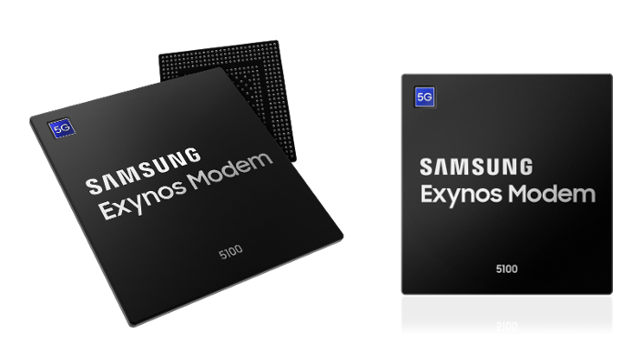 Samsung Announces Exynos Modem 5100, Industry's First 5G