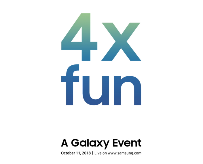 Invitation A Galaxy Event 2018
