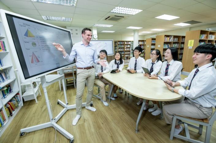 Collaborative Classroom Definition ~ Samsung flip is transforming singaporean classrooms into
