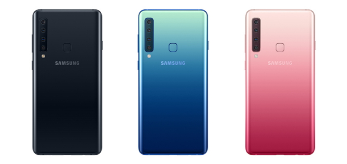 Live in the Moment with the Galaxy A9