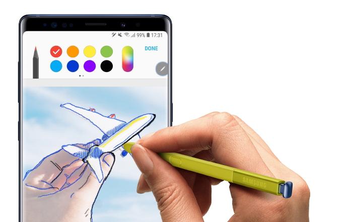 【转载】集十年之大成:Samsung Galaxy 系列十大创新亮点回顾 5