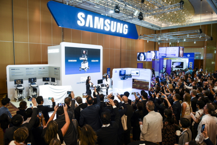 Samsung Unveils a New Ultrasound System 'HERA W10' Powered by