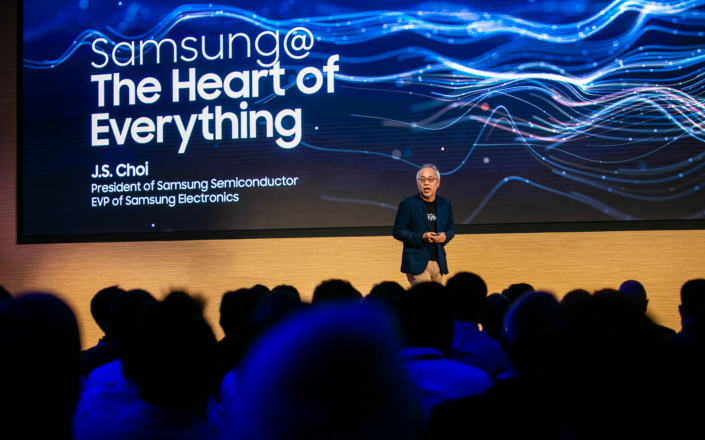 Samsung Debuts Semiconductor Innovations At Samsung Tech Day That