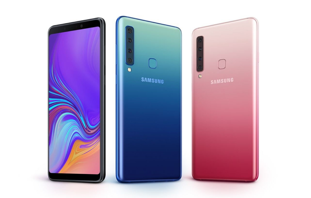 Samsung Galaxy S10+ 帝皇版抵马,附赠一台Galaxy A9 7