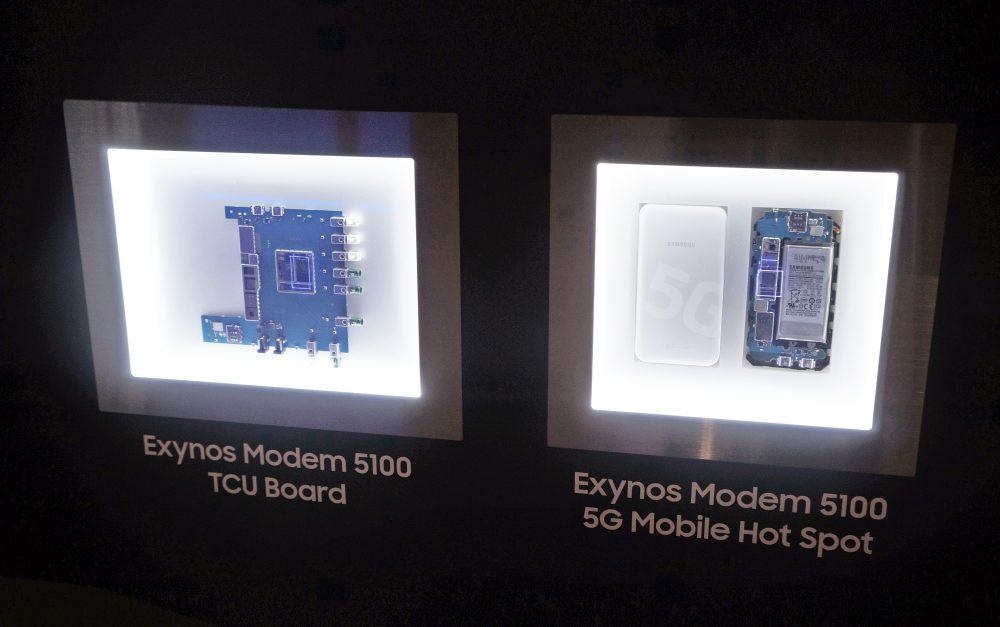 Exynos Modem 5100