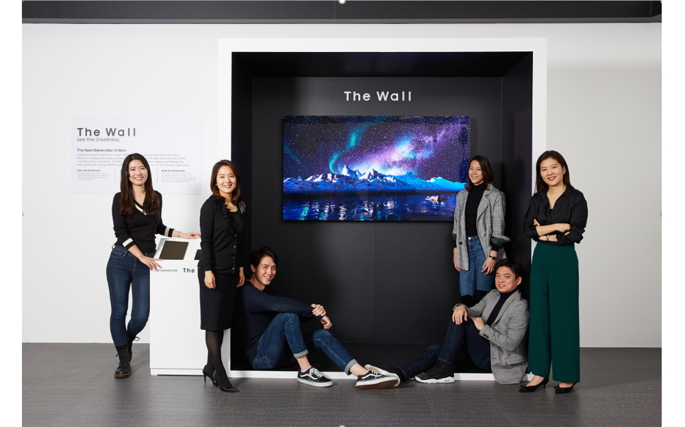 Interview] The Wall 2019: Transforming the Wall of Your Living Room