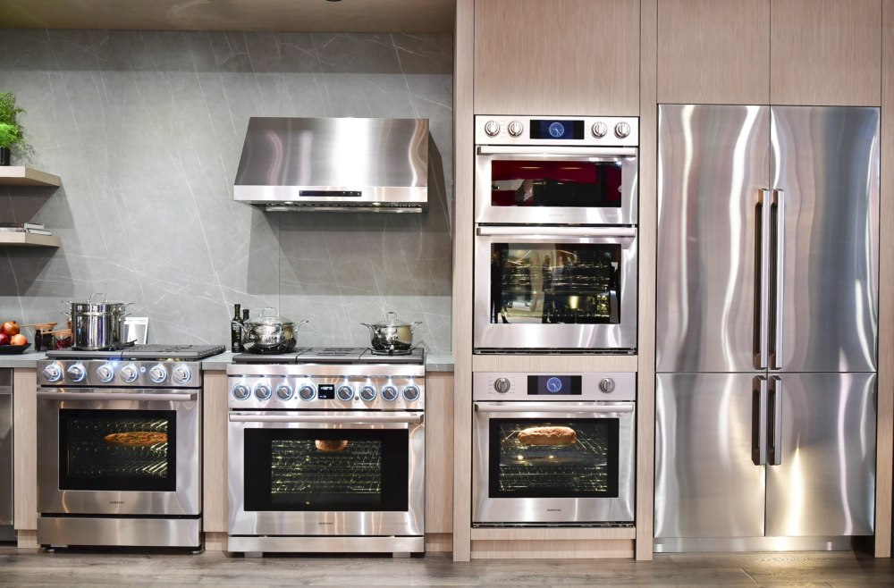 3 Home Appliance Trends Taking Over The Samsung Booth At