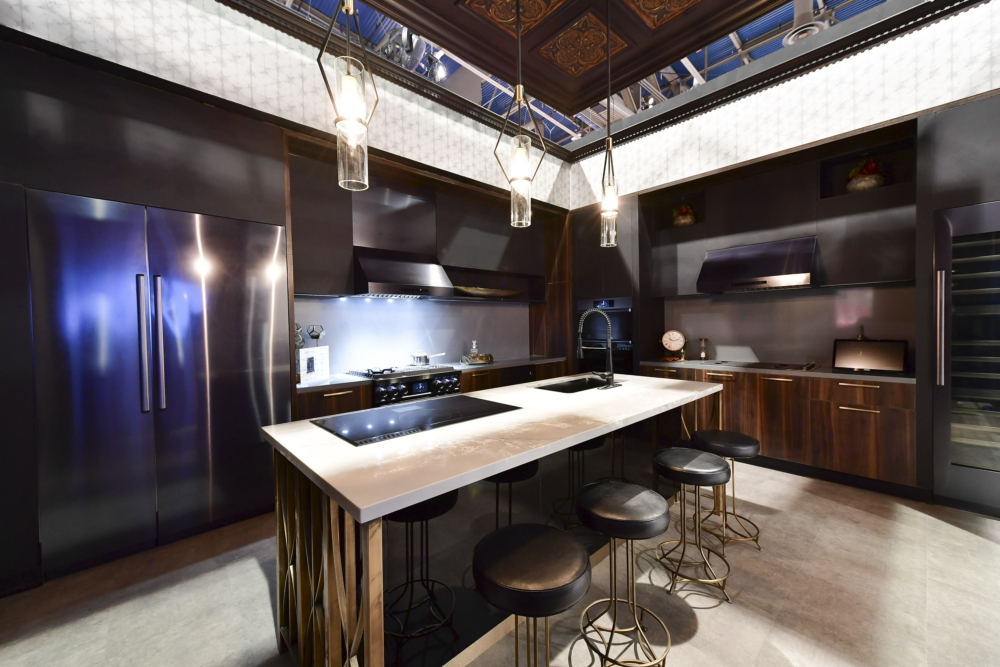 3 Home Appliance Trends Taking Over The Samsung Booth At Kbis 2019