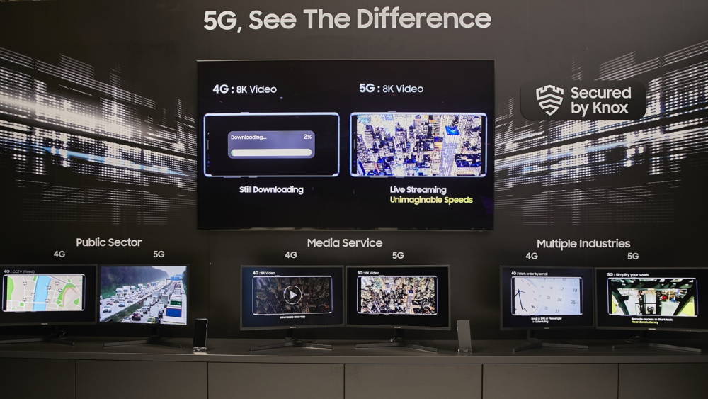 Everything 5G: 5 Highlights from Samsung at MWC 2019
