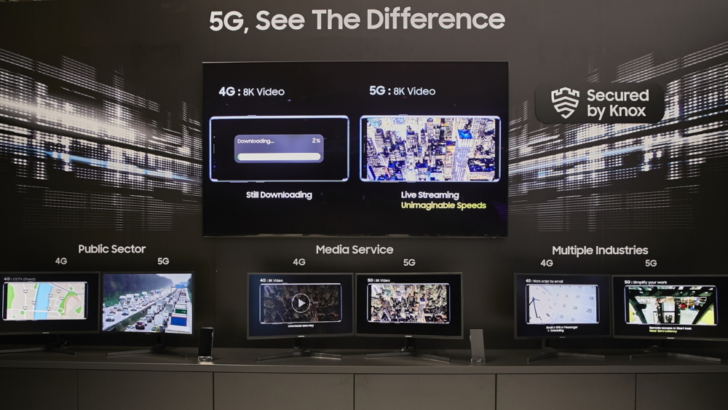 Everything 5G: 5 Highlights from Samsung at MWC 2019 – Samsung Global Newsroom