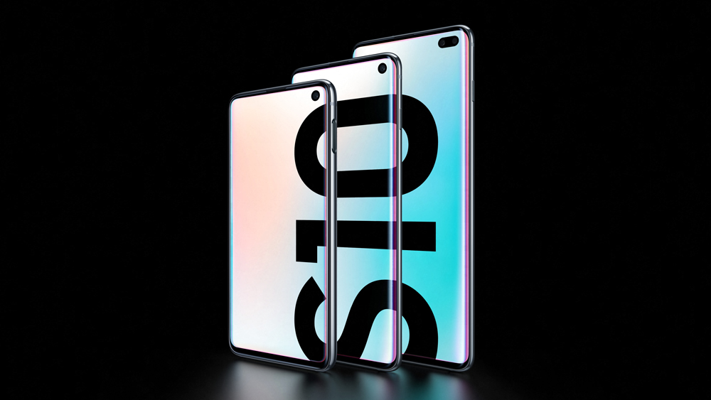 Samsung Raises the Bar with Galaxy S10: More Screen, Cameras and