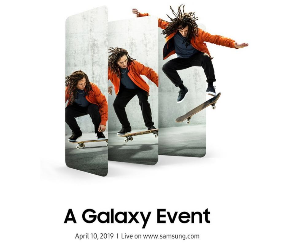 Samsung anuncia un nuevo evento de presentación para el mes que viene