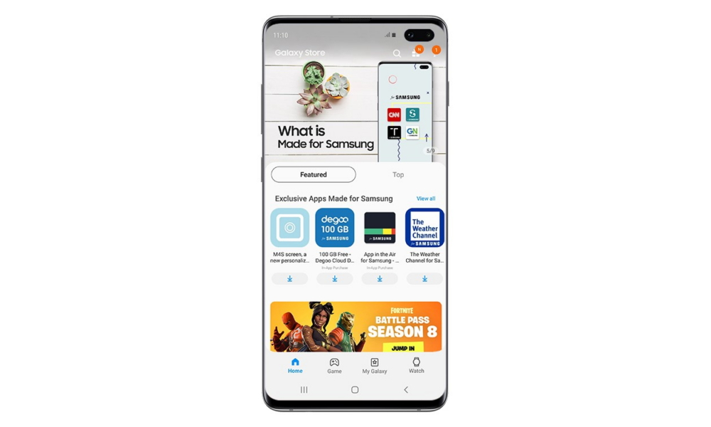 Galaxy Store: Everything Your Galaxy Device Needs, Together
