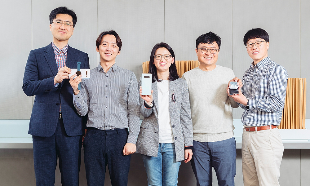 [Interview] Smart and Shareable: Developing the Galaxy S10's Do-It-All Battery