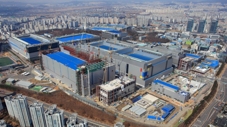 Samsung Successfully Completes 5nm EUV Development to Allow