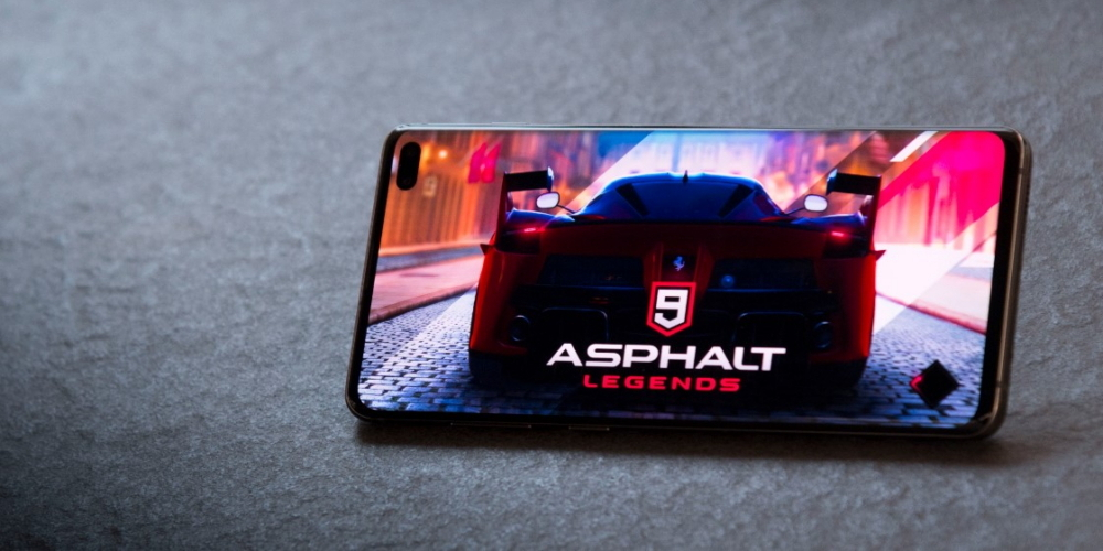 How the Galaxy S10+'s Supercharged Specs Take Gaming to the Next