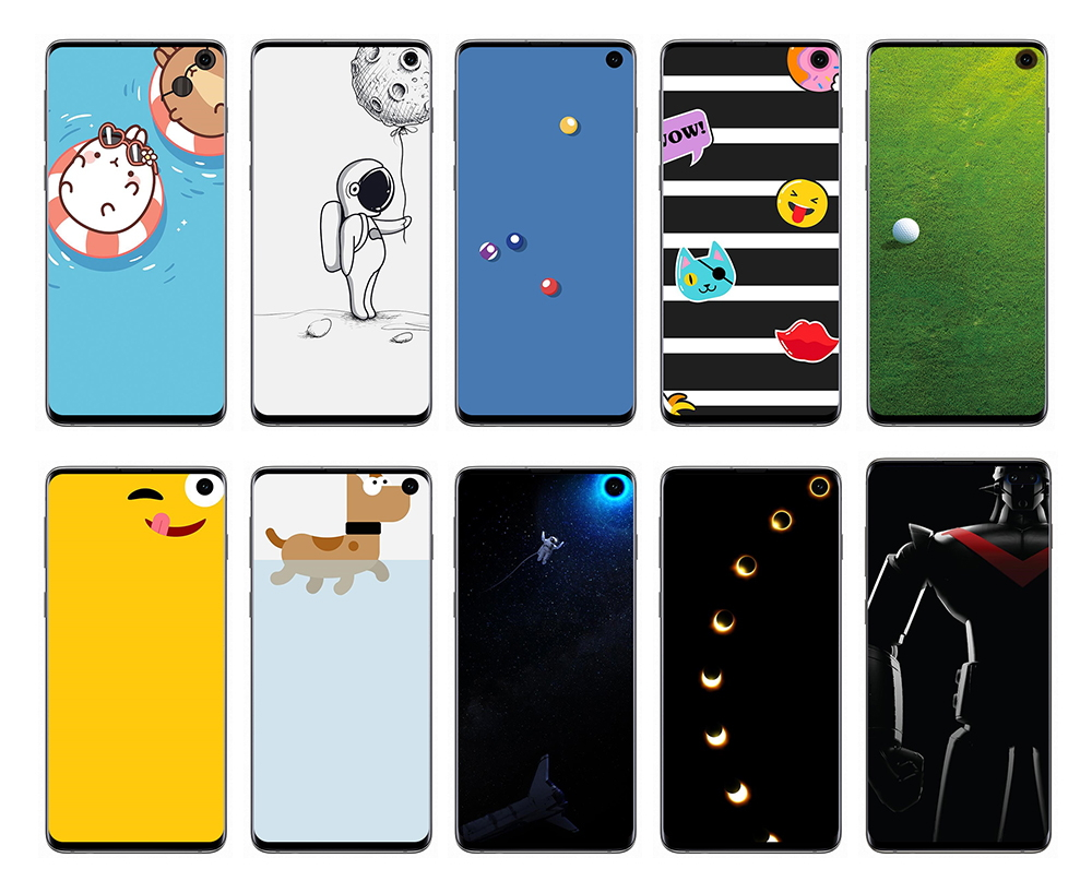 Special Disney And Pixar Wallpapers Released For The Galaxy S10s