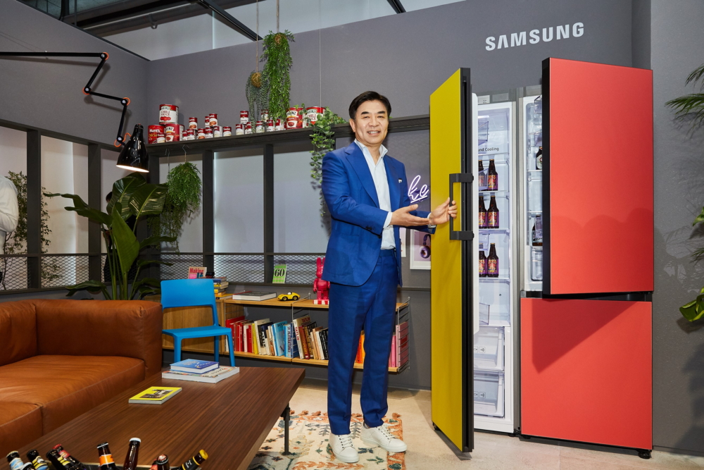 Samsung Launches Project PRISM With Customizable BESPOKE – Samsung Global Newsroom