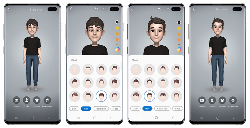 """Interview] """"AR Emoji Can Be a Visual AI Assistant"""