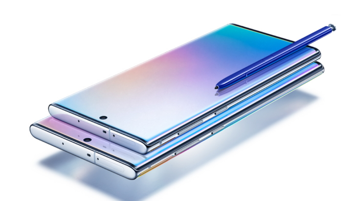 Introducing Galaxy Note10: Designed to Bring Passions to
