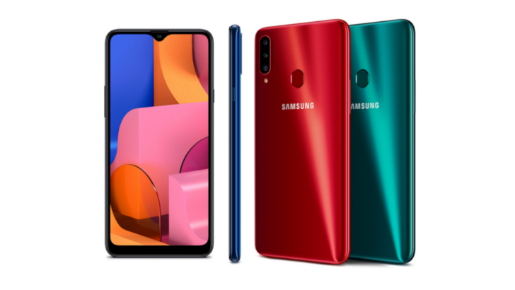 [Infographic] Galaxy A20s: Meet the Essential Device for the Era of Live